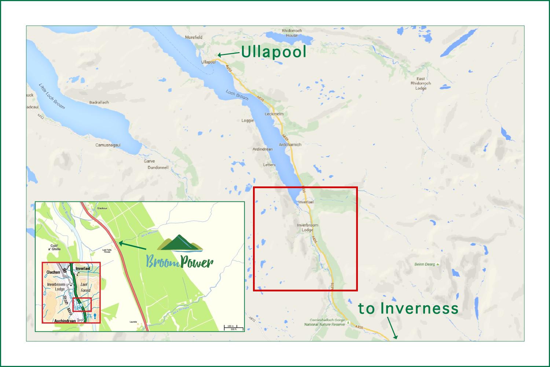BroomPower map hydro Scotland